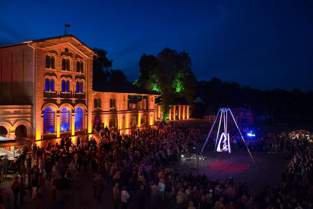 Veranstaltungs- und Besuchersicherheit für Hotel und Gaststätten im Landgut Stober