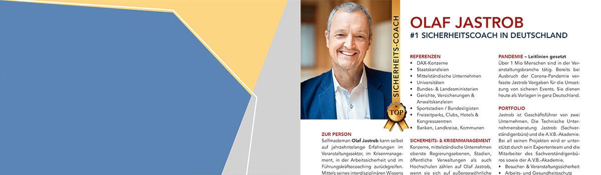 Olaf Jastrob No1 Sicherheitscoach Deutschland